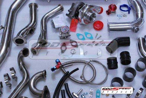 Rev9Power Rev9_TCK-013; Nissan 350Z 03-06 60-1 Turbonetics Turbo Kit(will fit G35 03-06) (Turbo Kits 350z compare prices)