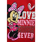 Disney Minnie Mouse Love...4ever Red Layered T-Shirt 2T-5T