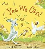 Yes We Can!. Sam McBratney & Charles Fuge (0140569928) by McBratney, Sam