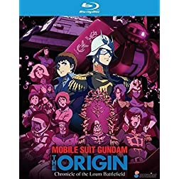 Mobile Suit Gundam The Origin: Chronicle of the Loum Battlefield Collection [Blu-ray]