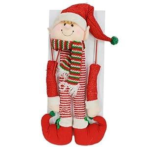 Amazon Com Elf Wreath Kit