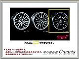SUBARU LEVORG スバル レヴォーグ【VM4 VMG】 STIアルミホイール(17インチ)【ブラック】[SG217VA220×4]