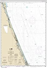 NOAA Chart 11486-St Augustine Light to Ponce de Leon Inlet