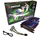 BIOSTAR NVIDIA GTS250 512 MB DDR3 Graphics Card VN2503SH52 [並行輸入品]