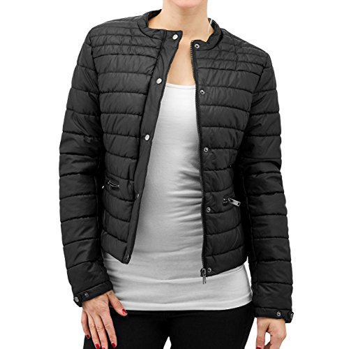 Only Donna Giacca in pelle onlKia Quilted Faux