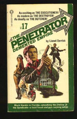 Demented Empire, Lionel Derrick
