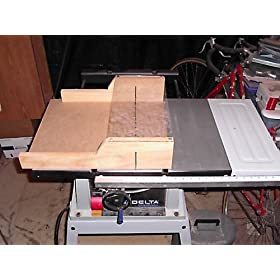 Delta ts220ls shopmaster 10 inch deluxe bench saw with for 10 inch delta table saw