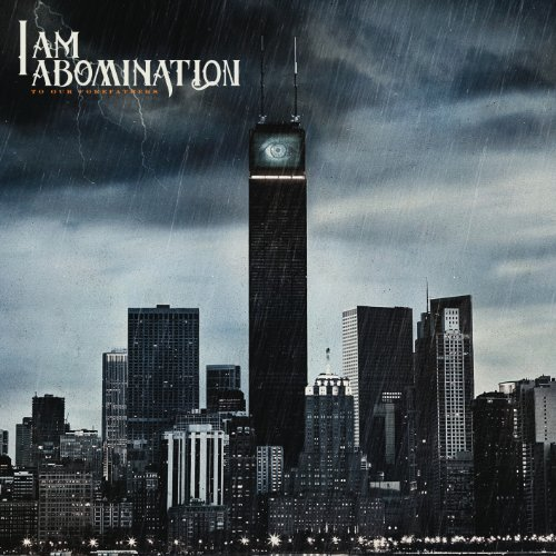 CD : I Am Abomination - To Our Forefathers (CD)