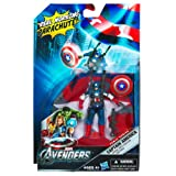 Captain America Aerial Infiltration Mission Marvel Comic Series Mission Pack