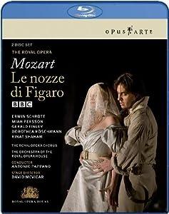 Mozart: Le Nozze Di Figaro [Blu-ray] [2010] [Region Free]