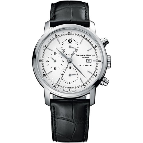 Baume & Mercier Men's 8591 Classima Chronograph Watch