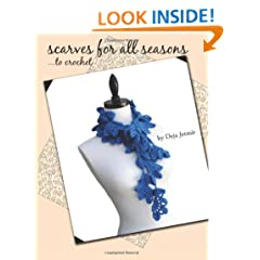 Scarves for all seasons to crochet