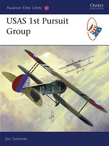 USAS 1st Pursuit Group (Aviation Elite Units)