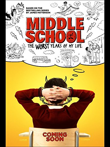 Watch Middle School The Worst Years Of My Life Trailer On Amazon