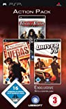Prince of Persia 3, Driver, Tom Clany's Rainbow Six Vegas