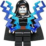 lego star wars customfigur count dooku als sith lord darth tyranus mit zwei machtblitzen und. Black Bedroom Furniture Sets. Home Design Ideas