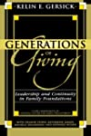 Generations of Giving: Leadership and...