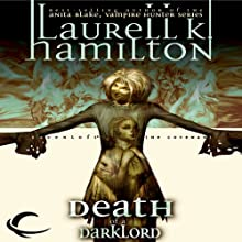 Death of a Darklord: Ravenloft: The Covenant, Book 1 (       UNABRIDGED) by Laurell K. Hamilton Narrated by Nick Sullivan