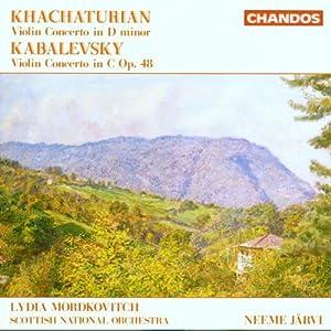 Khachaturian: Violin Concerto in D
