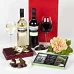 Belgian Chocolates, Chilean wines and...