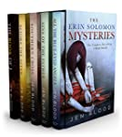 Erin Solomon Mysteries, Books 1 - 5