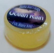 Mama Bear39s Ocean Rain Shaving Soap