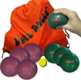 BubbaBocceTM Indoor Soft Bocce Set with Bocce Bag