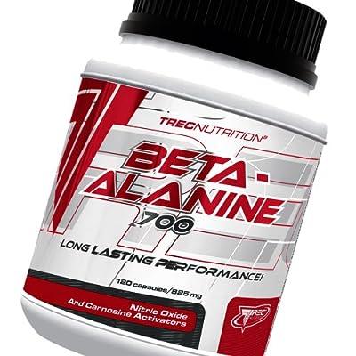 Beta-Alanine 700 - 120caps - LONG LASTING PERFORMANCE -TREC NUTRITION