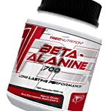 Beta-Alanine 700 - 120caps - LONG LASTING PERFORMANCE -TREC NUTRITION Review-image