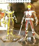 仮面ライダーシリーズ DXF Dual Solid Heroes vol.8 全2種 仮面ライダー555、仮面ライダーカイザ