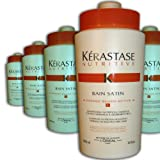 Kerastase - Nutritive Bain Satin 1 Shampoo (Normal to Slightly Sensitised Hair) - 1000ml/34oz.