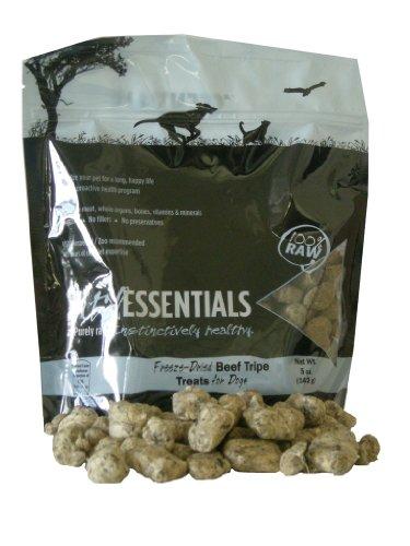 Vital Essentials Freeze-Dried Beef Tripe Dog Treats 5 Oz.