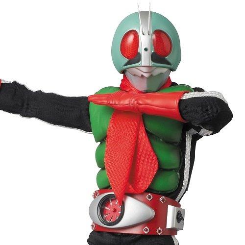 RAH リアルアクションヒーローズ DX 仮面ライダー新2号(Ver.2.5)『仮面ライダー』1/6スケール