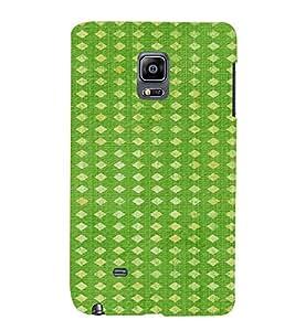 PrintVisa Bandhini Cloth Pattern 3D Hard Polycarbonate Designer Back Case Cover for Samsung Galaxy Note Edge
