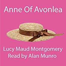 Anne of Avonlea Audiobook by Lucy Maud Montgomery Narrated by Alan Munro