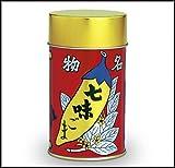 八幡屋磯五郎の七味ごま (缶 120グラム)