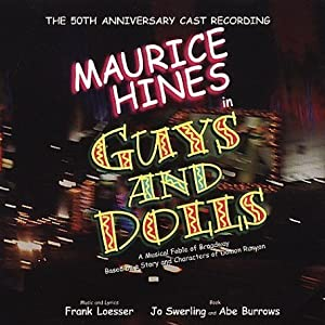 Frank Loesser - Guys And Dolls (50th Anniversary Cast Recording)