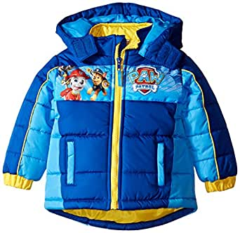 Amazon.com: Dreamwave Little Boys' Paw Patrol Puffer Coat