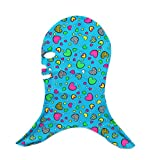 Swim Cap Sun Protection Swimming Mask Swiming Cap Diving Mask Diving Cap Blue