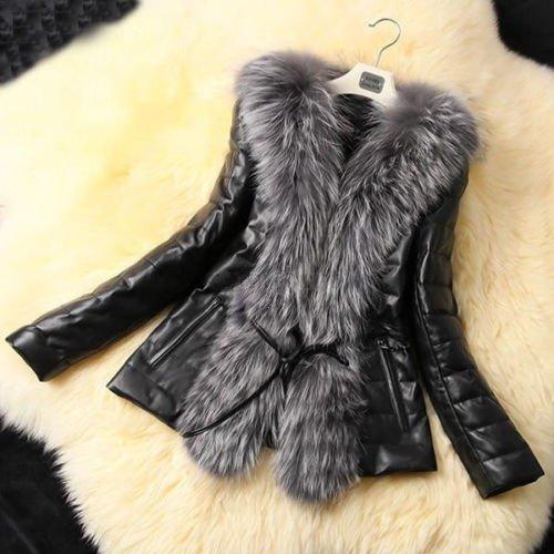 Демисезонная женская стеганая куртка