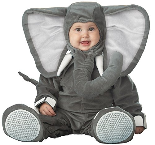 Baby Boys - Lil Elephant Character Toddler Costume 12-18Mo