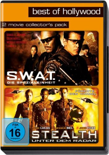 S.W.A.T/Stealth - Best of Hollywood/2 Movie Collector's Pack [2 DVDs]
