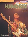 Jimi Hendrix, Guitar Signature Licks: A Step-by-Step Breakdown of His Guitar Styles and Techniques (Book & CD)