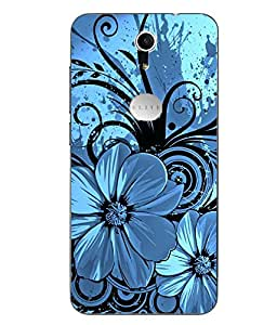 Case Cover Printed Multicolor Soft Back Cover For Swipe Elite Plus