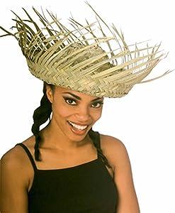 Rubie's Costume Men's Farmer Beachcomber Novelty Straw Hat by Rubie's Costume Co