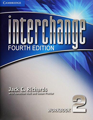 Interchange 4th  2 Workbook (Interchange Fourth Edition)