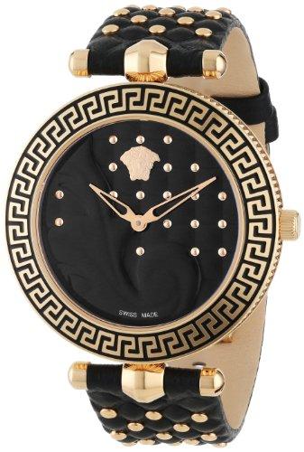 Versace-Damen-Armbanduhr-VANITAS-Analog-Quarz-Leder-VK7030013