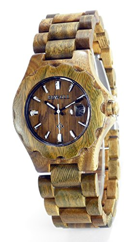 bewell-reloj-de-madera-natural-de-sandalo-verde