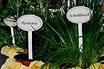 """Einzelne Gartenstecker, z.B. """"-unbesc..."""