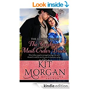 The Cowboy's Mail Order Bride (The Dalton Brides, Book 3)